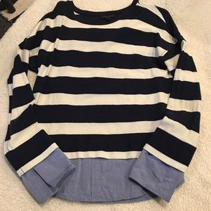 Women's JCrew Sweater Shirt - Size Small